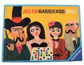 Ravensburger Jeu De :Barricade: Spel, 1970