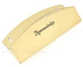 Porte-peigne vintage fabriqué par Brabantia dans les années 1960