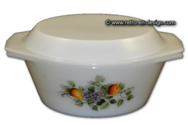 Casserole, baking dish Arcopal Fruits de France Ø 20 cm