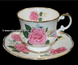 """Elizabethan"" fine bone china, cup and saucer"