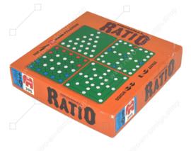 """Vintage Jeu original """"RATIO"""" de Jumbo de 1974"""