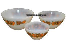 Jena glas bowl set