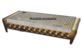 Vintage Plato calentador o rechaud hecho por Brabantia