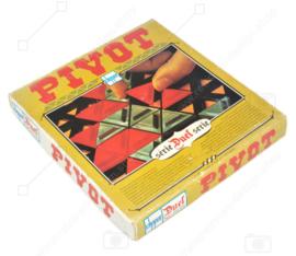 Jeu de stratégie vintage Pivot (série Duel) 1975 par Clipper