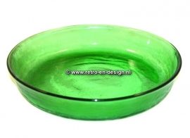 Arcoroc Sierra green. Deep dish. Fruit bowl Ø 27,5 cm.