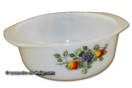 Arcuisine Fruits de France casserole, baking dish Ø 18,5