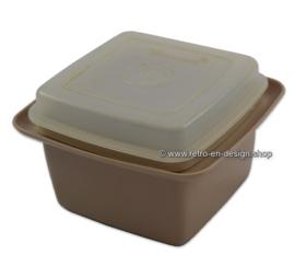 Vintage Tupperware 60 / 70er Behälter für Sandwichbeläge oder Brotaufstriche