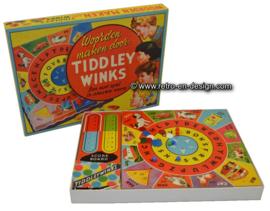 Woorden maken door Tiddley Winks • 1950