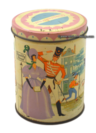 Vintage early fifties tin, Mackintosh's Quality Street