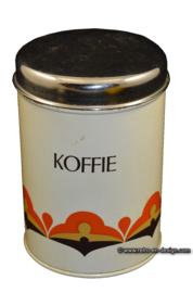 Retro-Vintage Coffee tin by Brabantia