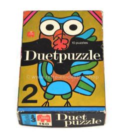Vintage Duet Puzzles van Jumbo