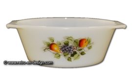 Oven dish, casserole by Arcopal Fruits de France Ø 23,5 cm
