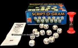 Script O Gram - Jumbo letterspel 1979
