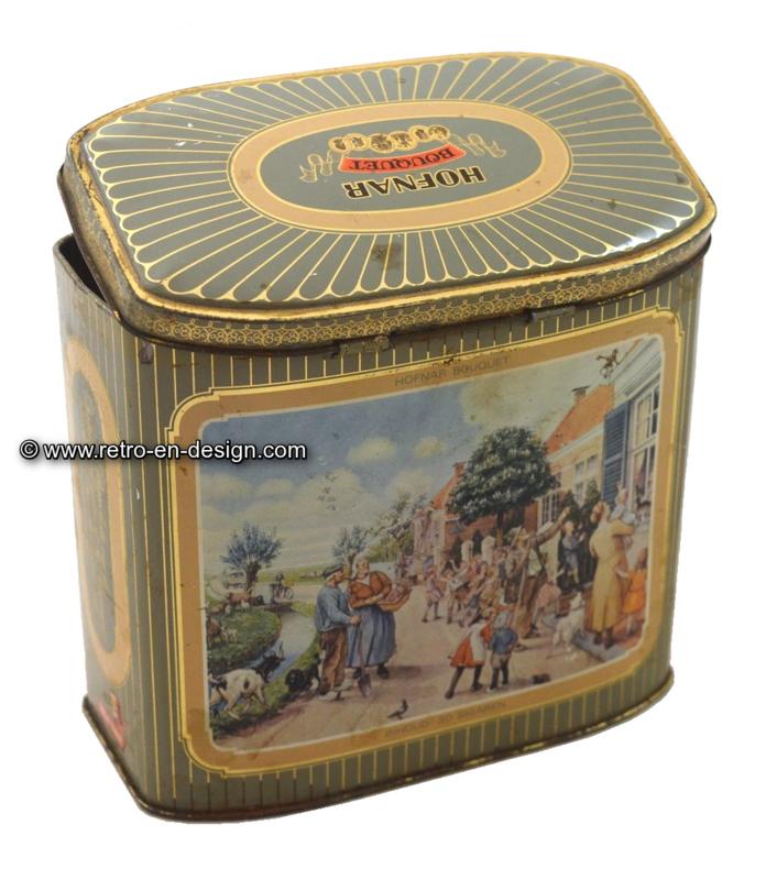 Vintage Hofnar Sigarenblik