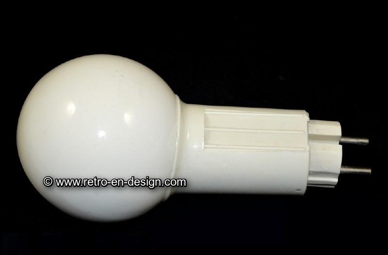 Vintage stekkerlamp.