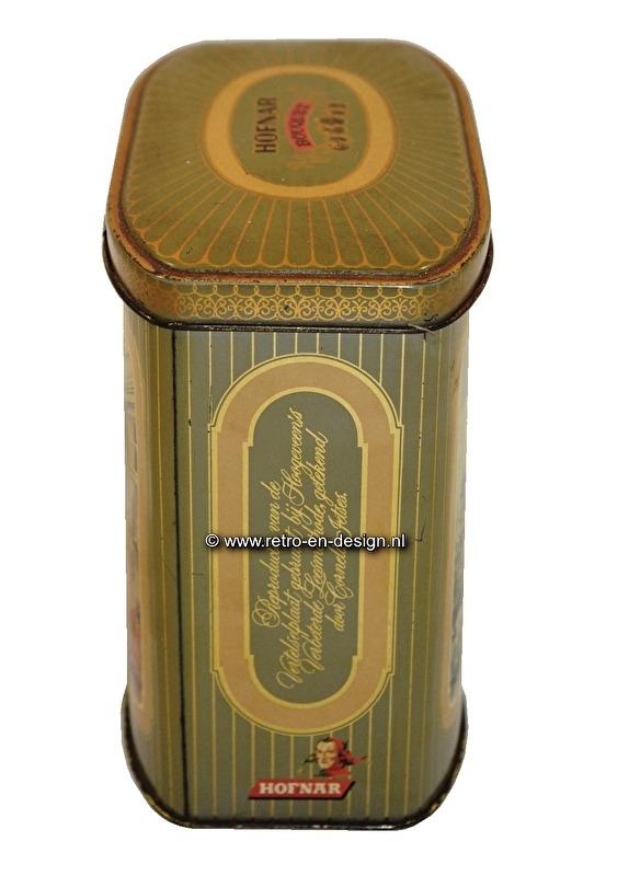 Cigar Tin Hofnar Bouquet, Cornelis Jetses