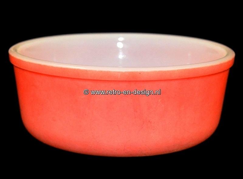 Arcopal France Opale serveerschaal, rood
