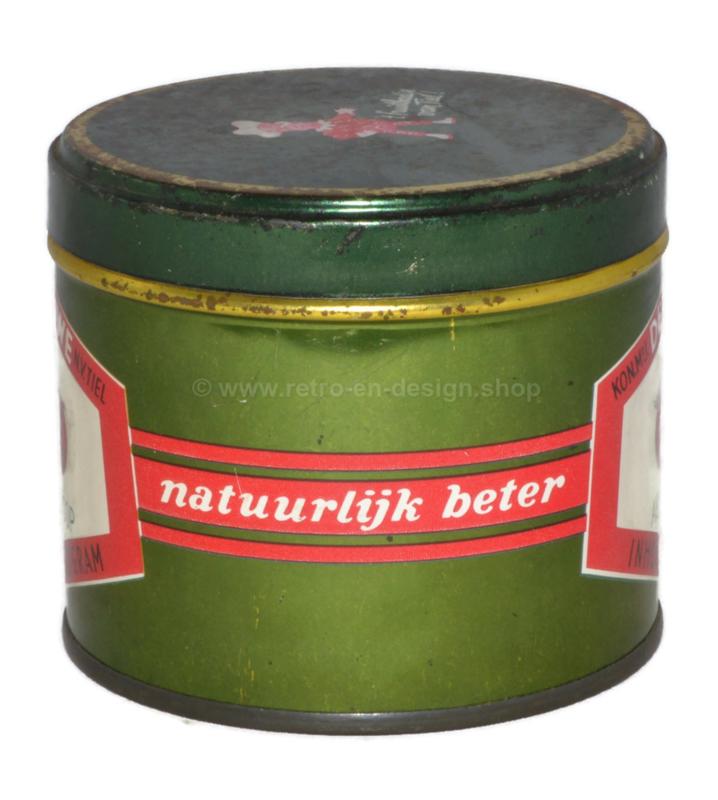 Boîte étain pour Rinse appelstroop Kon. Mij de Betuwe Tiel, inh. 450 grammes avec l'image de Flipje