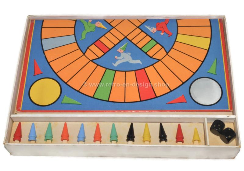 Vintage spel van Jumbo, Hausemann en Hötte, Pas op je hoed!