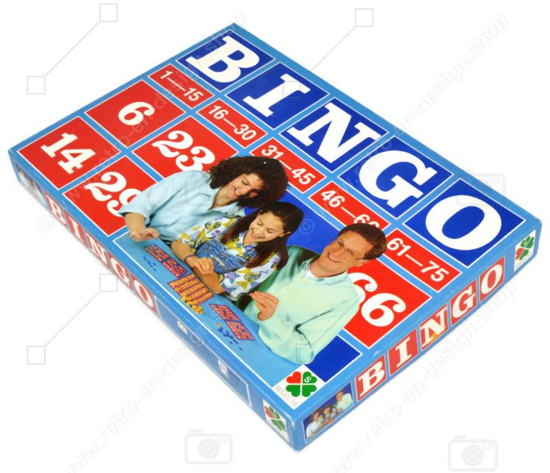 Bingo • un jeu de société vintage de Selecta