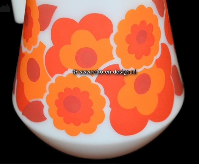 Arcopal France Lotus Schenkkan, rood / oranje