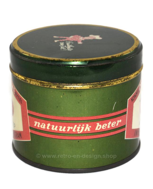 Vintage apple syrup tin Kon. Mij de Betuwe n.v. Tiel