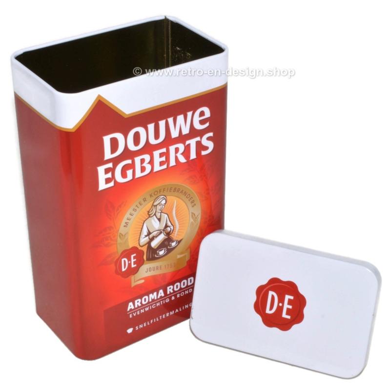 Set bestehend aus zwei Douwe Egberts Kaffeedosen