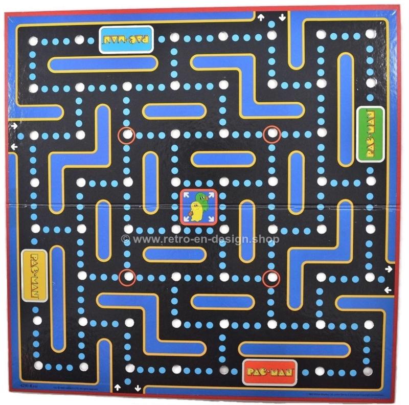 Pac-Man, bordspel van MB uit 1982