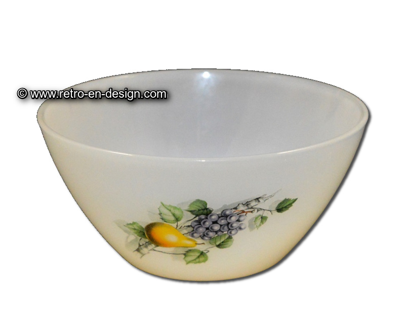 Bowl Arcopal Fruits de France Ø 12,5 cm