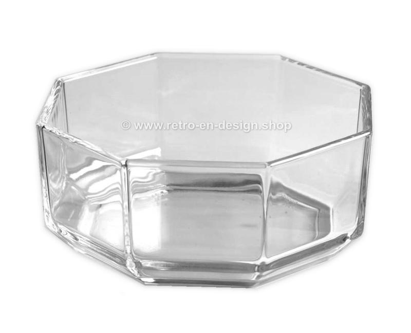 Dessert bowl Arcoroc France, Octime Clear Ø 11,5 cm