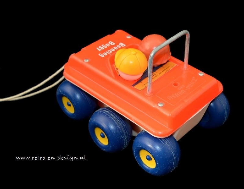 Vintage Fisher Price 'Bouncing Buggy'
