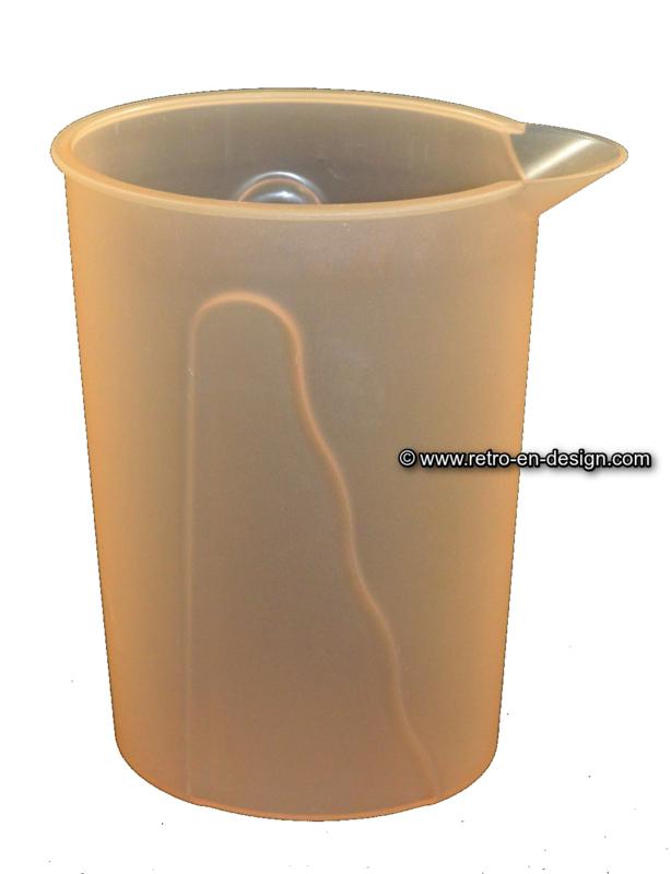 Vintage Tupperware jarra de agua