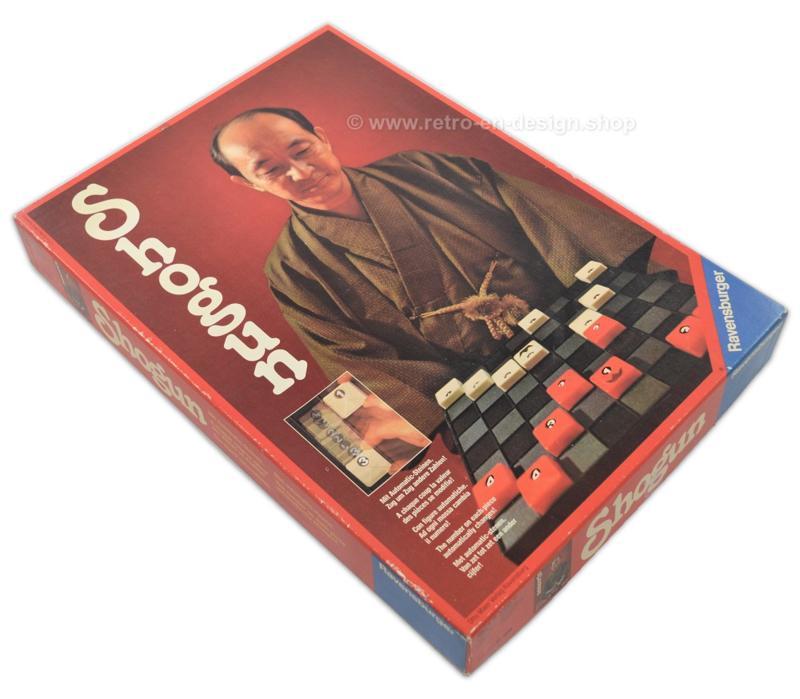 Shogun, vintage bordspel van Ravensburger uit 1979