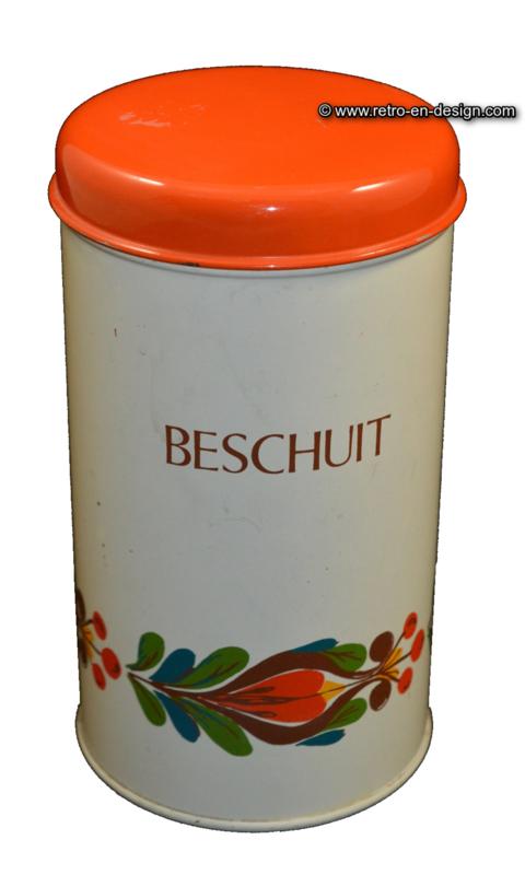 Retro-Vintage Beschuitbus van Brabantia