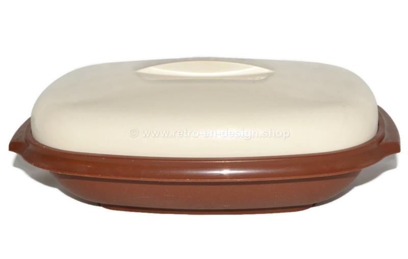Vapeur micro-ondes de riz et légumes Tupperware Vintage