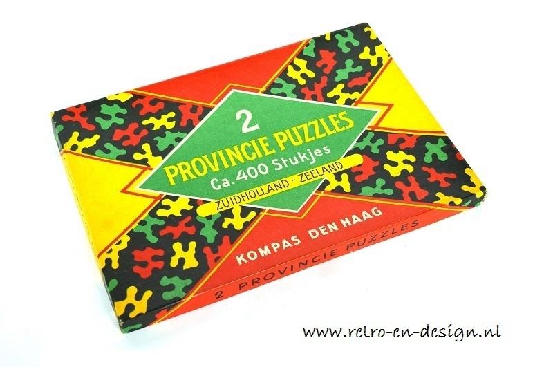 Provincie puzzles