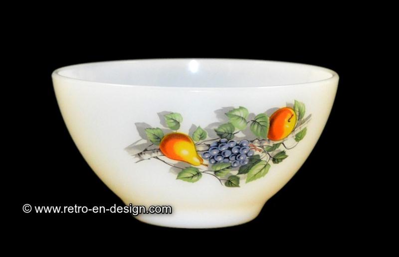Arcopal bowl Fruits de France Ø 13 cm
