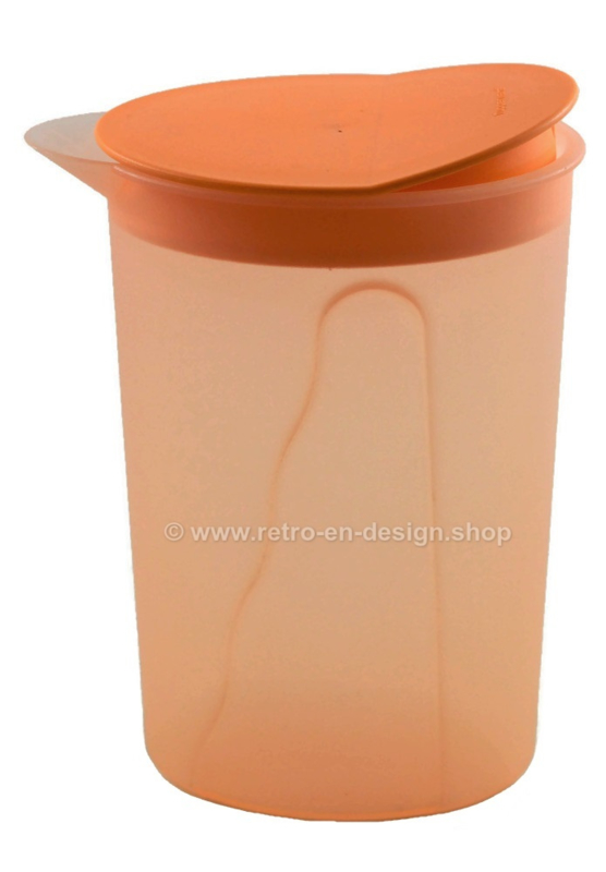 Vintage zalmoranje Tupperware Impressions sapkan / waterkan