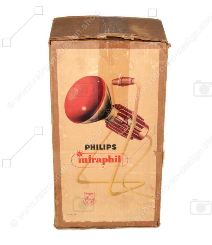 Lampe infrarouge vintage Philips Infraphil KL2901