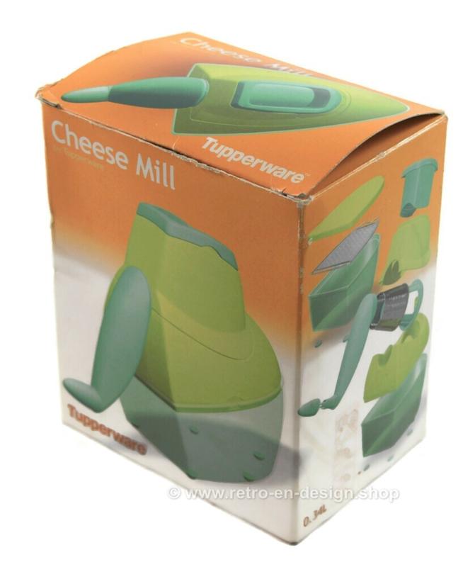 Tupperware Käsereibe, grün in box