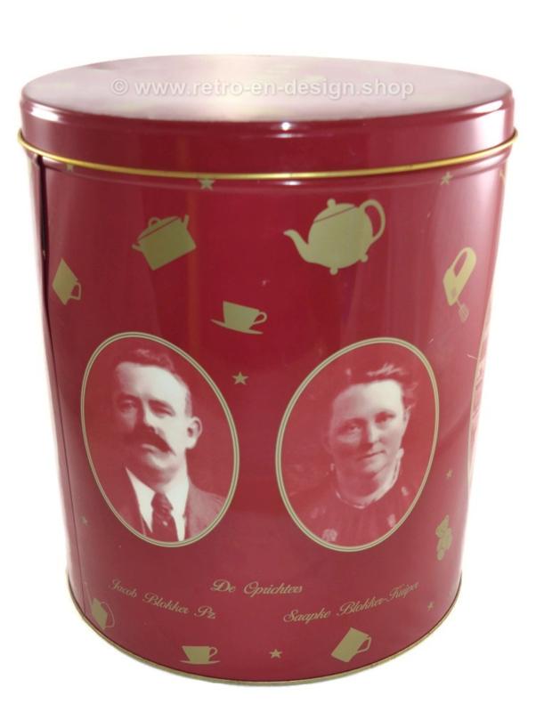 Groot rond Jubileumblik 100 jaar Blokker 1896-1996