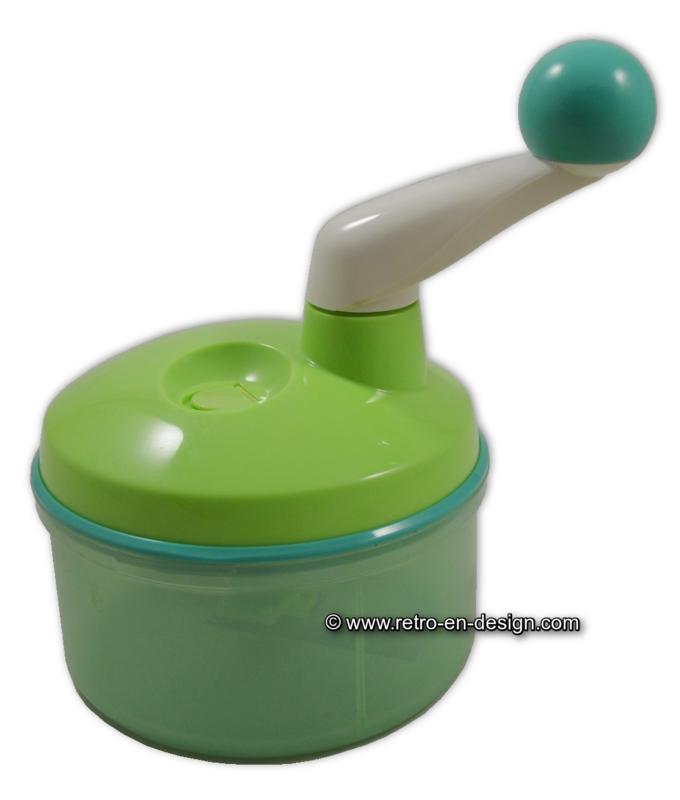 Welp Tupperware Quick Chef, grün   VERKAUFT   Retro & Design - 2nd hand ZO-46