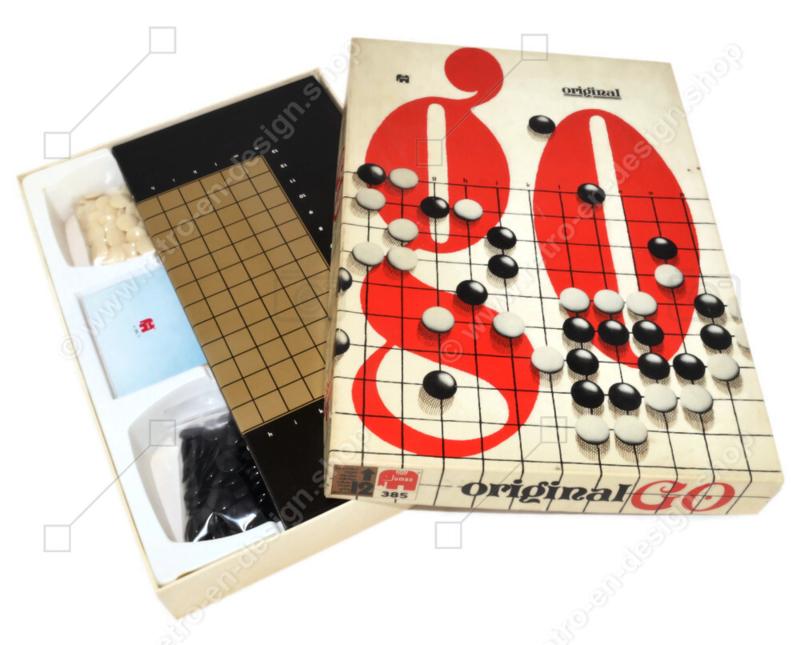 Vintage spel - Original GO • Jumbo • 1978