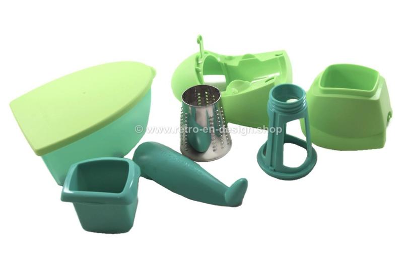 Tupperware Kaasmolen in doos