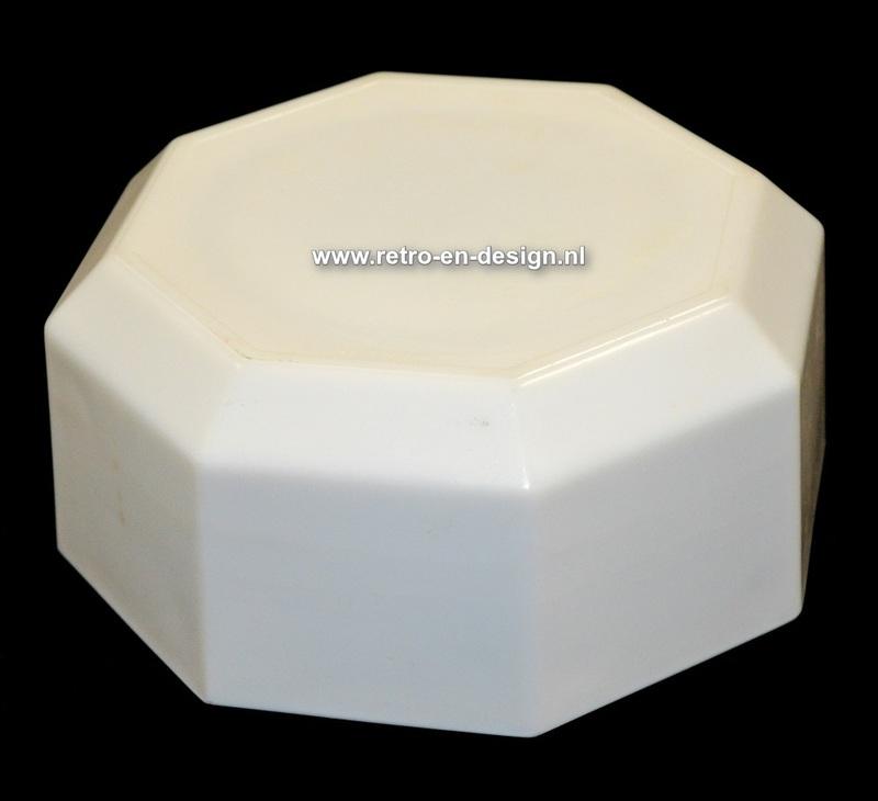 Bowl. Arcoroc France Octime, white Ø 17,5 cm