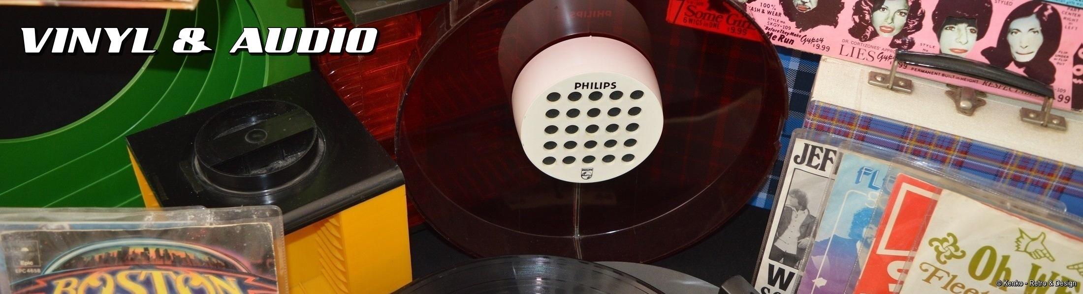 Vinyl & Audio