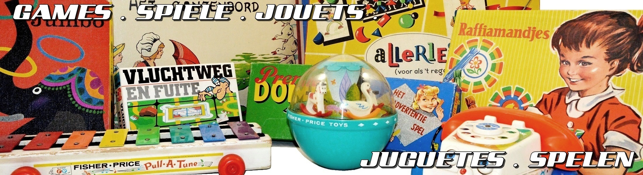 Games - Spiele - Jouets - Juguetes - Spelen