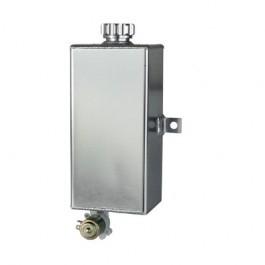 Windshield washer tank, vertical