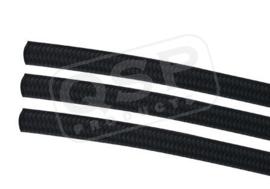 Lightweight Brandstof / Olie / Olie slang met RVS/Nylon Mantel, D16 (=22,3mm inwendig)
