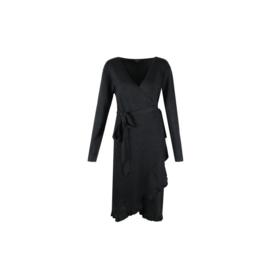 Kristy jurk zwart